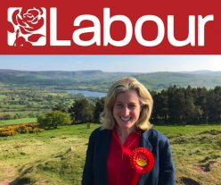 Ruth George MP for High Peak