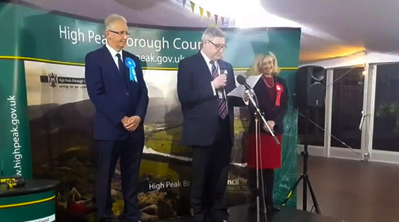 Ruth George Elected to Represent High Peak as Member of Parliament