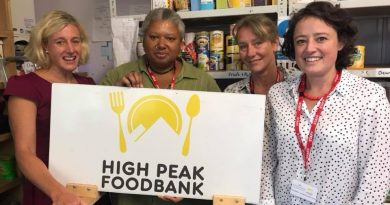 High Peak MP Ruth George calls for  foodbank funding to be extended