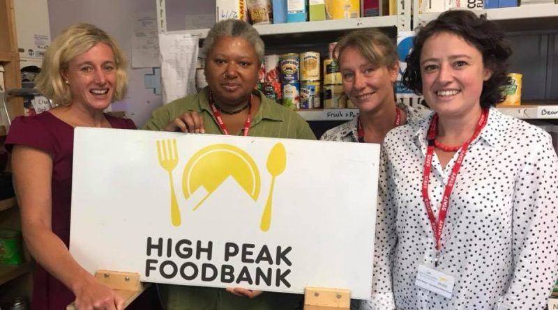 High Peak food banks