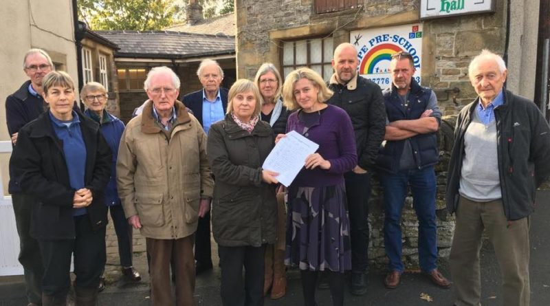 High Peak MP heads to villages for  autumn coffee mornings